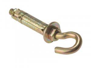 Forgefix, Masonry Anchors, Hook Bolt, ZYP
