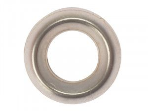 Forgefix, Screw Cup Washers, Nickel Plated