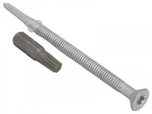 Forgefix, Roofing Screws, Timber to Steel, Heavy