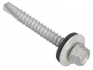 Forgefix, Roofing Screws, Hex, Self-Drill, Light
