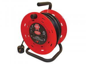 Faithfull Power Plus, Open Drum Cable Reels