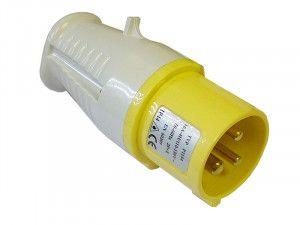 Faithfull Power Plus, Yellow Plug, 110 Volt