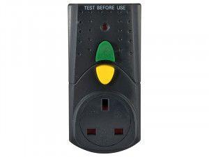 Faithfull Power Plus RCD Adaptor (Circuit Breaker)
