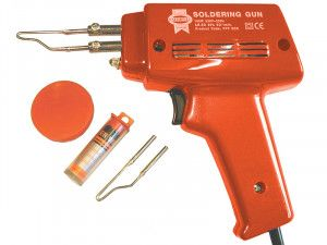 Faithfull Power Plus SGK Soldering Gun 100 Watt 240 Volt