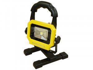 Faithfull Power Plus Faithfull Rechargeable LED Work Light with Magnetic Base 10W