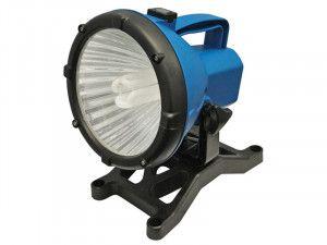 Faithfull Power Plus Low Energy Work Light Lamp with Base 36 Watt 110 Volt