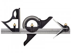 Fisco 58ME Combination Square 300mm (12in)