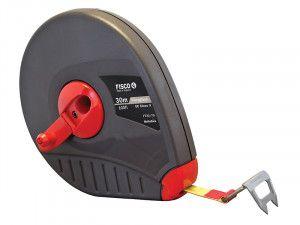 Fisco FT30ME Futura Fibreglass Tape 30m/100ft (Width 13mm)