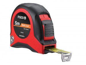 Fisco PR5M PR Pocket Tape 5m (Width 19mm)