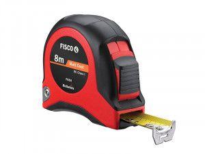 Fisco PR8M PR Pocket Tape 8m (Width 25mm)