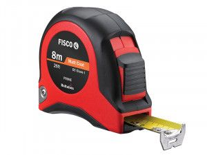 Fisco PR8ME PR Pocket Tape 8m/26ft (Width 25mm)