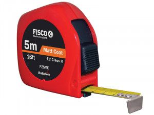 Fisco PZC5ME Pro Flex Tape 5m/16ft (Width 19mm)