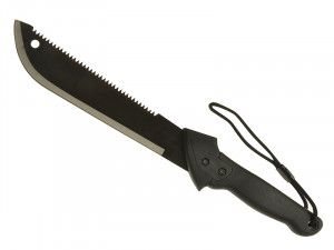 Gerber Gator Machete with Nylon Sheath