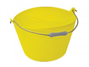 Red Gorilla Flexible Tub Bucket 22 Litre