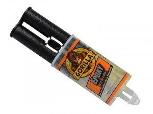 Gorilla Glue Gorilla 5 Min 2-Part Epoxy Syringe 25ml
