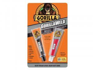 Gorilla Glue Gorilla Weld Steel Bond 2-Part Epoxy 2 x 14ml