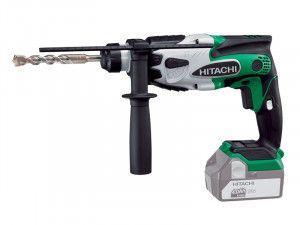 Hitachi DH18DSL/L4 SDS-Plus Hammer Drill 18V Bare Unit