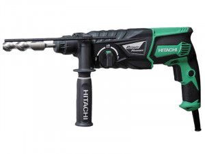 Hitachi, DH26PX SDS Plus 3 Mode Rotary Hammer