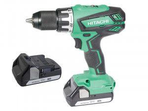 Hitachi DV18DGAL Combi Drill 18V 2 x 1.5Ah Li-ion