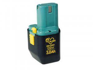 Hitachi EB 1230H Battery 12V 3.0Ah NiMH