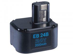 Hitachi EB 24B Battery 24V 2.0Ah NiCd