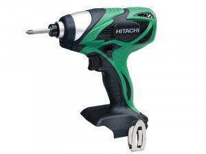Hitachi WH18DSAL4 Impact Driver 18V Bare Unit