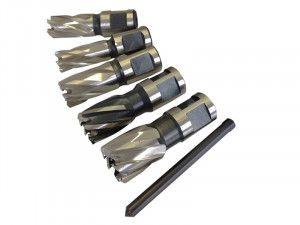 Halls PB4 Powerbor® Cutter & Pin Kit 5 Piece