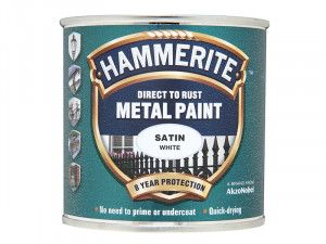 Hammerite, Direct to Rust Satin Finish Paint