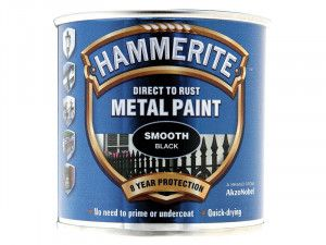 Hammerite, Direct to Rust Smooth Finish Paint