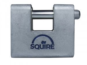 Henry Squire, Steel Armoured Warehouse Padlocks
