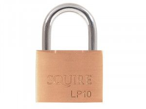 Henry Squire, Leopard Solid Brass Padlocks