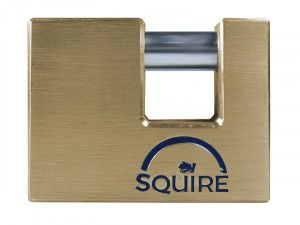 Henry Squire, Solid Brass Warehouse Padlocks