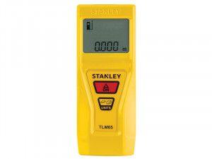Stanley Intelli Tools TLM 65 Laser Measure 20m