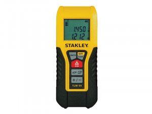 Stanley Intelli Tools TLM 99 True Laser Measure 30m