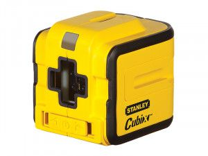 Stanley Intelli Tools Cubix™ Self Levelling Cross Line Laser