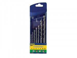 IRWIN, Masonry Drill Bit Sets for Cordless Drills