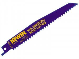 IRWIN, Nail Embedded Reciprocating Blades