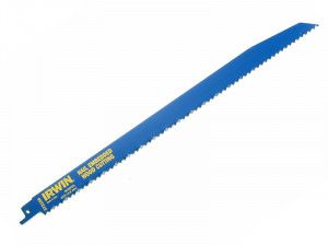 IRWIN Sabre Saw Blade 156R 300mm Nail Embedded Wood Cut Pack of 5