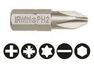 IRWIN, Phillips Screwdriver Bits