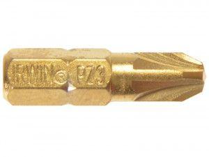 IRWIN, Pozi Titianium Screwdriver Bits