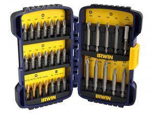 IRWIN Pro Screwdriver Bit Set 31 Piece