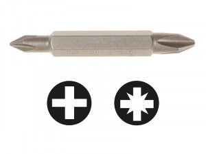IRWIN, Phillips Double Ended Screwdriver Bits
