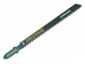 IRWIN, Carbon Steel Wood Jigsaw Blades