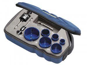IRWIN Bi-Metal Holesaw Kit 600L