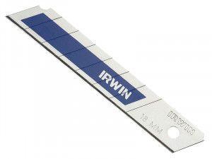 IRWIN, Bi-Metal Blue Snap-Off Blades 18mm