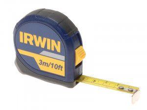 IRWIN Standard Pocket Tape 3m/10ft (Width 13mm) Carded