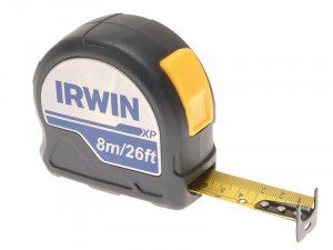 IRWIN XP Pocket Tape 8m/26ft (Width 25mm)
