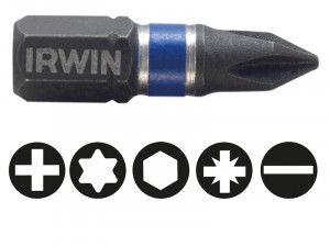 IRWIN, Impact Screwdriver Bits Phillips