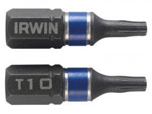 IRWIN, Impact Screwdriver Bits Torx