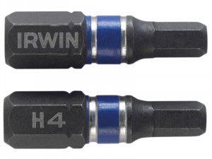 IRWIN, Impact Screwdriver Bits Hex